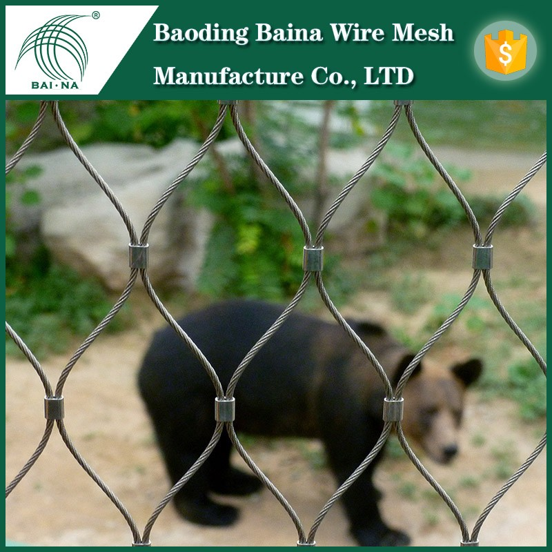 Supplier Flexible Netting Aviary mesh