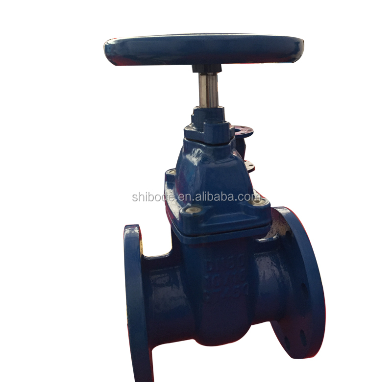 Handwheel Non-rising Stem Resilient Seated Gate Valve