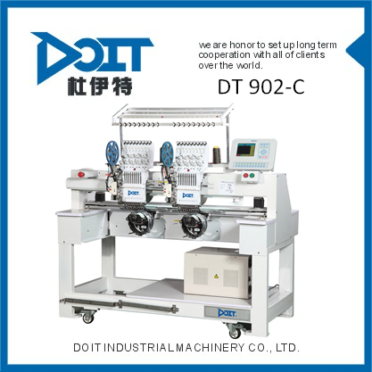 DT 902-C Computerized cap embroidey machine