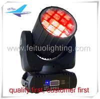 led rotating stage light 12x10w rgbw beam led moving head lights