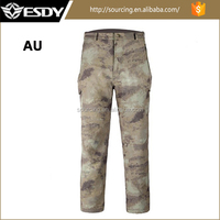 Popular good quality city tactical military tactical woodland tactical pants