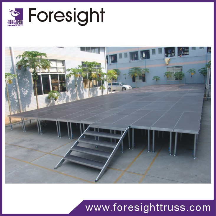 Professional event concert stage decoration equipment manufacturer with TUV certificate