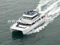 Fast ferry boat and ship