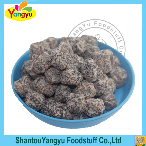 Hot selling small sweet fruit dried sour dark plum