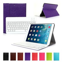 Smart Leather Case Cover With Bluetooth Keyboard for Apple iPad Air