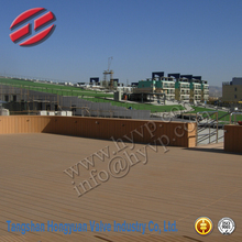 new design new type WPC outdoor decking