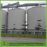 High efficiency Turnkey project rice mill
