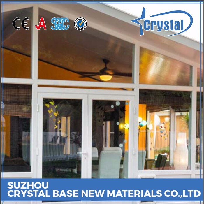 Professional Supplier Light Gray Tinted Building Glass