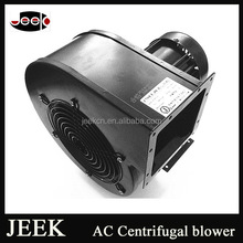 Excellent quality 230V centrifugal blower metal wheel