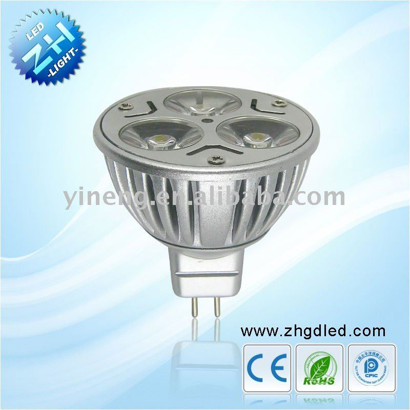 Indoor High Power MINI LED Spot Mood Lamp Gu10