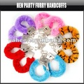 Sexy Adult Game Fuzzy Furry Handcuffs Cheap Hen Night Party Ideal For Hen Parties