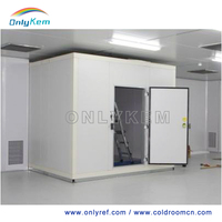 industrial cold room / cold storage room for potato