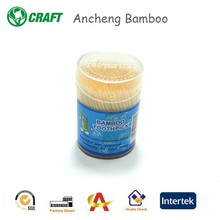 2016 hot sale china bamboo cinnamon toothpicks