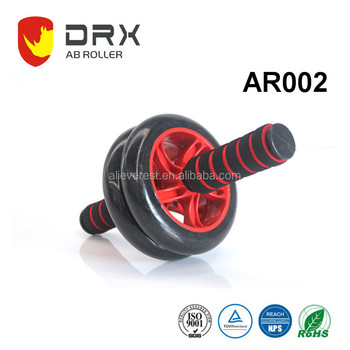 Crossfit Abdominal Custom Color AB Roller Exercise Wheel