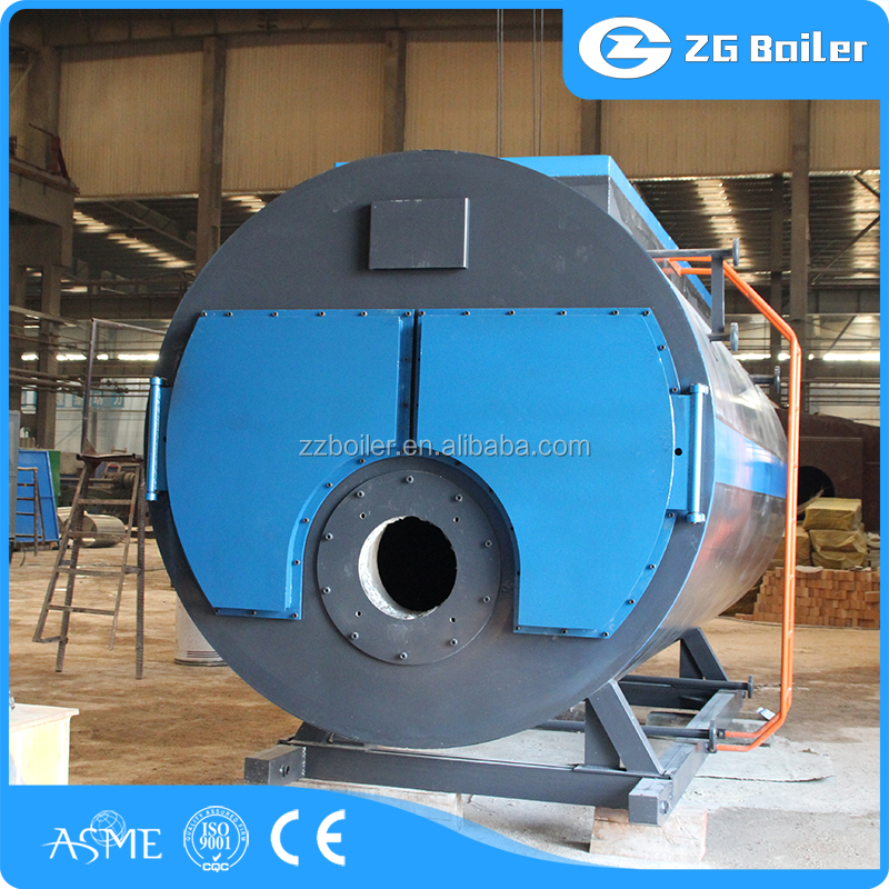 2016 most safe oil fired steam boiler single drum