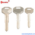F-193 Replacement Kinds of motorcycle Car key Blanks suppliers