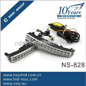 NSSC high quality high power w211 led drl for mercedes