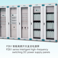 PZ61 Series Microprocessor Based High Frequency