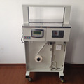 Vertical OPP film and Paper Tape Automatic strapping packing machine