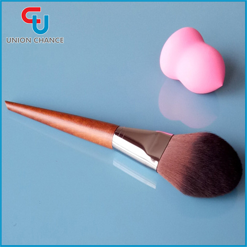 Facial Powder Brush Cosmetic Dispense Powder Brush Real Makeup Powder Brush