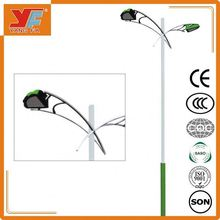 Different shape light poles for sale
