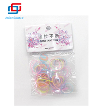 Colorful Loom Rubber Band For Sale