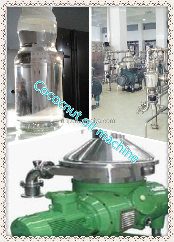 virgin coconut oil centrifuge machine/coconut oil centrifuge