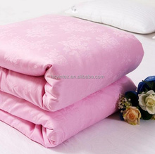 wholesale new design silk comforter duvet for home china supplier silk quilt