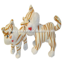 Stuffies product plush animal furry toy cats that look real