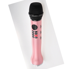 Portable ktv karaoke handheld bluetooth wireless microphone