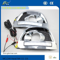 High power but good price DRL for Haval M4 (11-13)chinese motorcycle accessories