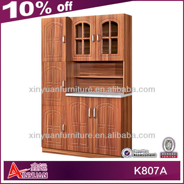 K807A wooden cabinet kitchen furniture for small kitchen