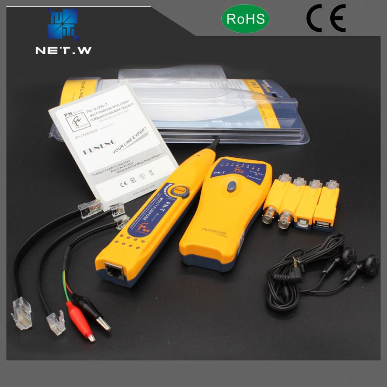 Wires And Cable Use Mastech Ms6818 Tester & Wire Network Cable Tracker