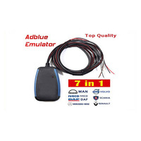Adblue Emulator 7-In-1 Module/Truck Adblue Remove Tool With Programing Adapter For Bus , MAN, Scania, Iveco, DAF, Volvo Renault