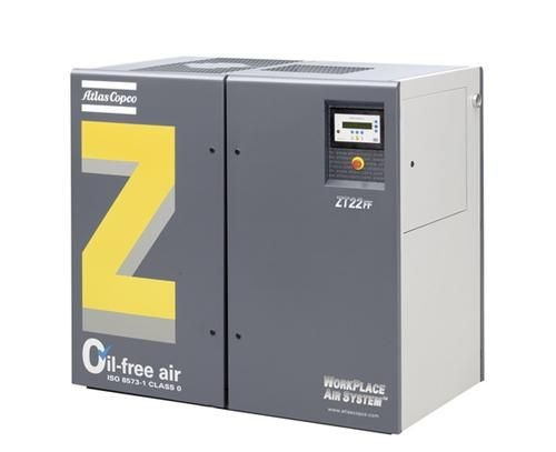 Low price oil free Atlas Copco screw type air compressor for sale