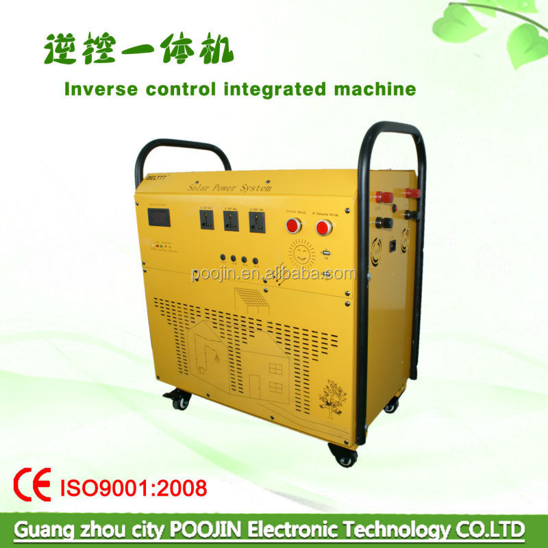 Buying Online in China On-line Type and Single Phase Phase ups Inverter with Battery Charge Box Solar Power Control System
