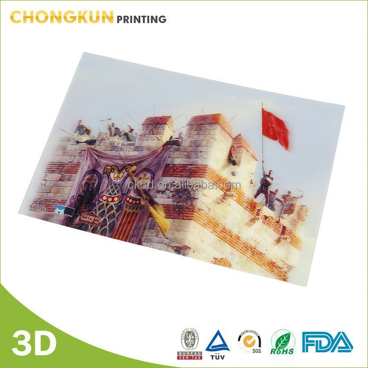 China Manufacturer Childrens Day Greeting Card