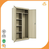 office furniture steel cabinet metal cabinet shelf clips cabinet with shelf offce use