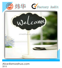 2015 customize paper card for label/hang tag