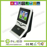 Standalone Access Control Finger Scan Wifi Camera Face Time Attendance