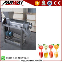 Fanway stainless steel professional tomato juice maker supplier