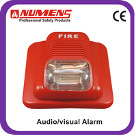 Intelligent Outdoor Fire Siren and Light for Addressable and Conventional Fire Alarm System