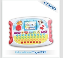 educational toy for preschool learning, alphabet number logic gams and alphabet button