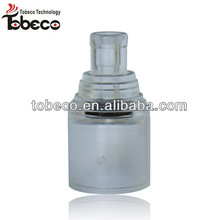 Tobeco clear cap patriot rba atomizer