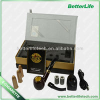 [Betterlife]2013 wooden best rechargeable e-pipe DSE 601/601 C e-pipe model electronic e-pipe uk