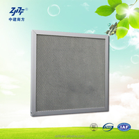 factory price high performance TiO2 nano photocatalyst air filters