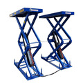 High Quality CE ISO Certification Inground Scissor Car Lift Factory Price