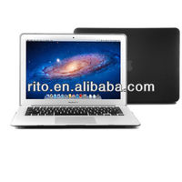High quality PC plastic Matte hard case for macbook Air 13.3""