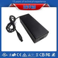 UL1310 certified portable electric scooter battery charger for 36V hoverboard segwayway