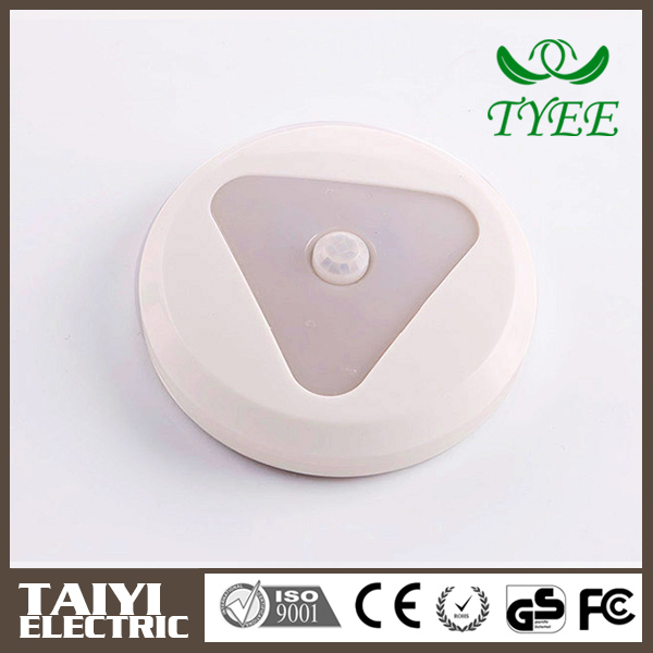 portable small single convenient circular led light for home use